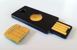 Photo - Yubikey Neo and Nano